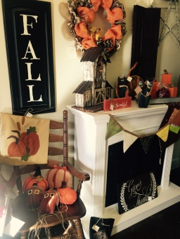 Fall 2015 Decor