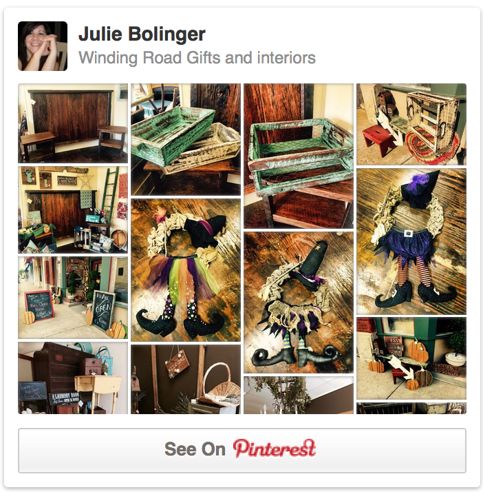 Follow the Winding Road Pinterest Board!